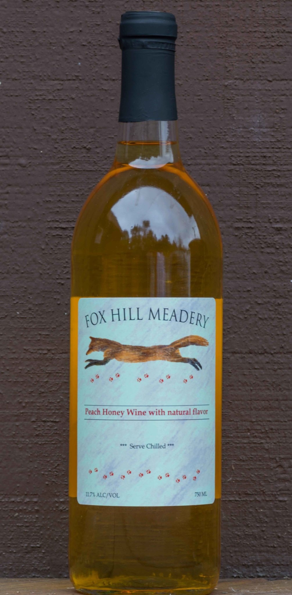 Fox Hill Fox Hill 'Peach Mead' 750ml
