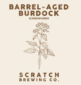 Scratch 'Barrel-Aged Burdock' Ale 750ml