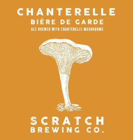 Scratch 'Chanterelle' Biere de Garde 750ml