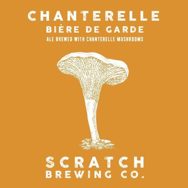 Scratch 'Chanterelle' Biere de Garde 750ml