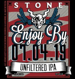 Stone Brewing 'Enjoy By 07.04.19' IPA 12oz (Can)