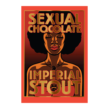 Foothills 'Sexual Chocolate - 2019' Imperial Stout 32oz Growler
