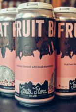 Fonta Flora 'Fruit Bat Disco' Fruit Beer with Strawberries 16oz Can