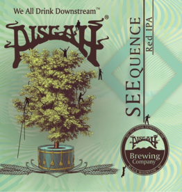 Pisgah Brewing Co. 'SEEquence' Red IPA 12oz Can