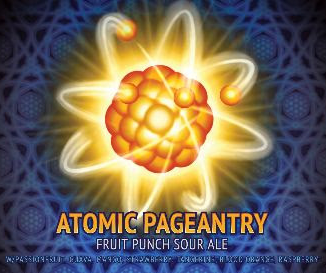 Bhramari 'Atomic Pageantry' Sour Ale 12oz (Can)