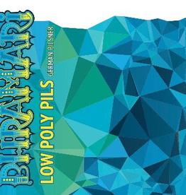 Bhramari 'Low Poly Pils' 16oz Can