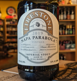 Firestone Walker 'Napa Parabola 2019' Imperial Stout  375ml
