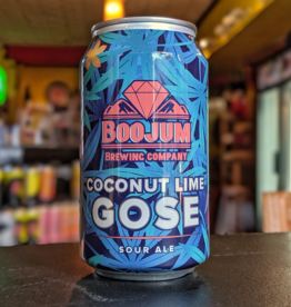 Boojum Brewing Co. 'Coconut Lime' Gose 12oz Can
