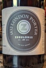 Zebulon Artisan Ales '1832 London Porter' 750ml