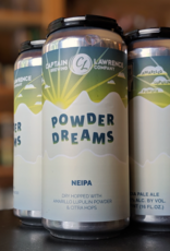 Captain Lawrence 'Powder Dreams' New England-style IPA 16oz Can