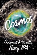 Ecliptic 'Cosmos' Coconut & Vanilla Hazy IPA 500ml