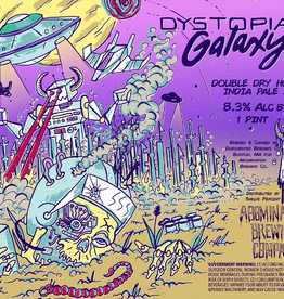Abomination 'Dystopian Galaxy' Double IPA 16oz Can