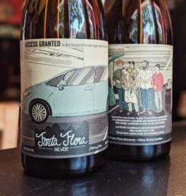 Fonta Flora x Perennial 'Access Granted' Dry-hopped Lager 750ml
