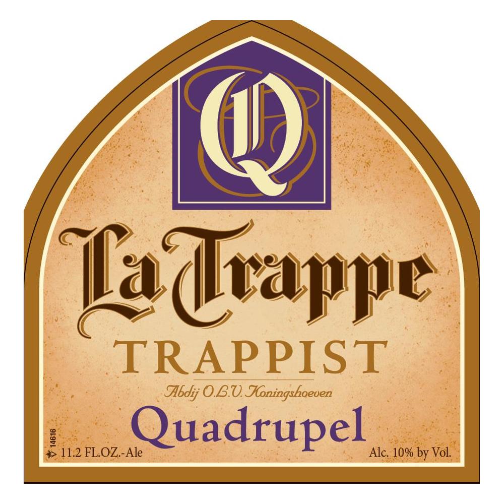 La Trappe 'Quadrupel' 330ml