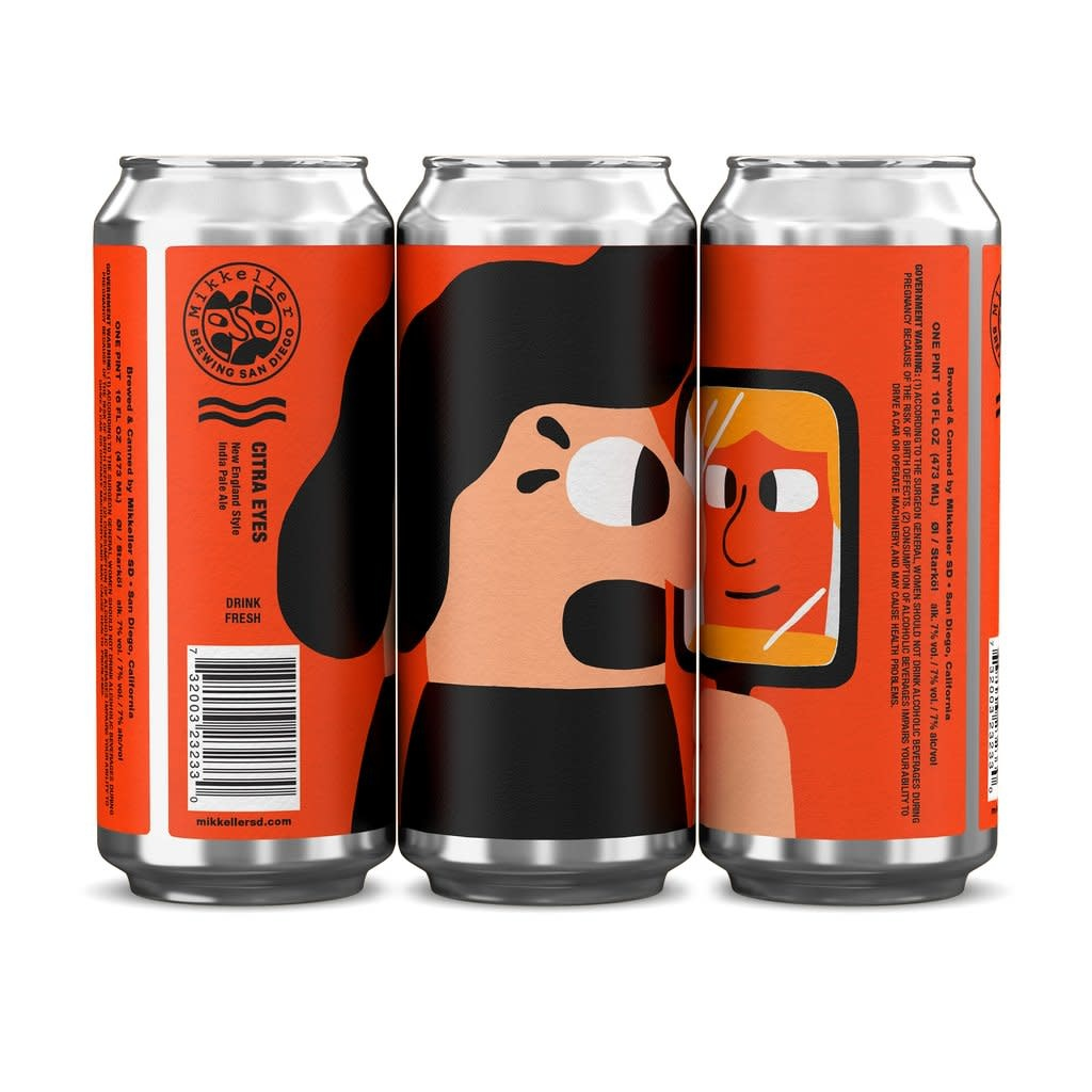 Mikkeller SD SD 'Citra Eyes' New England-style IPA 16oz Can