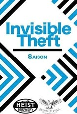 Heist x Unseen Creatures 'Invisible Theft' Saison 16oz Can