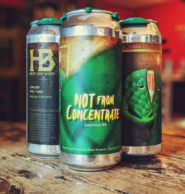 Heist 'Not From Concentrate' NE IPA 16oz Can