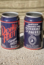 Devil's Foot 'Ginger Berry' Ginger Beer 12oz (Can)