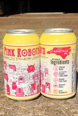 Devil's Foot 'Pink Robots' Sparkling Strawberry Lemonade 12oz (Can)