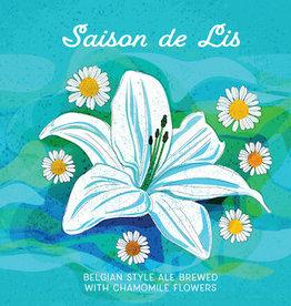 Perennial Artisan Ales 'Saison de Lis' 16oz Can