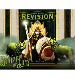 Revision 'Staff of Life' New England-style Double IPA 16oz Can