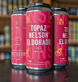 Westbrook 'Rinse / Repeat - Topaz Nelson El Dorado' IPA 16oz Can