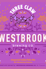 Westbrook 'Three Claw' Imperial IPA 16oz Can