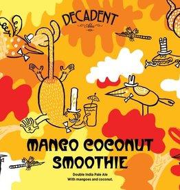 Decadent Ales 'Mango Coconut Smoothie' IPA 16oz Can