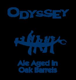 Allagash Brewing Co. 'Odyssey 2008' Ale aged in Oak Barrels 750ml