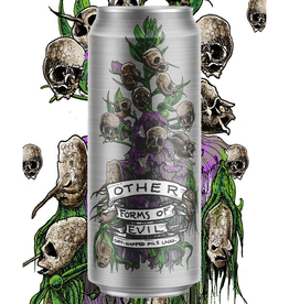 Burial 'Other Forms of Evil' Dry-hopped Pils 16oz Can