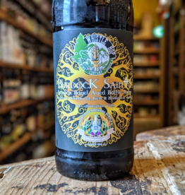 Whistle Hop 'Burdock Saints' Bourbon Barrel-aged Baltic Porter 500ml