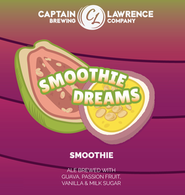 Captain Lawrence 'Smoothie Dreams' 16oz Can
