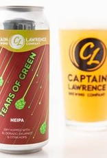 Captain Lawrence 'Tears of Green' NE IPA 16oz Can