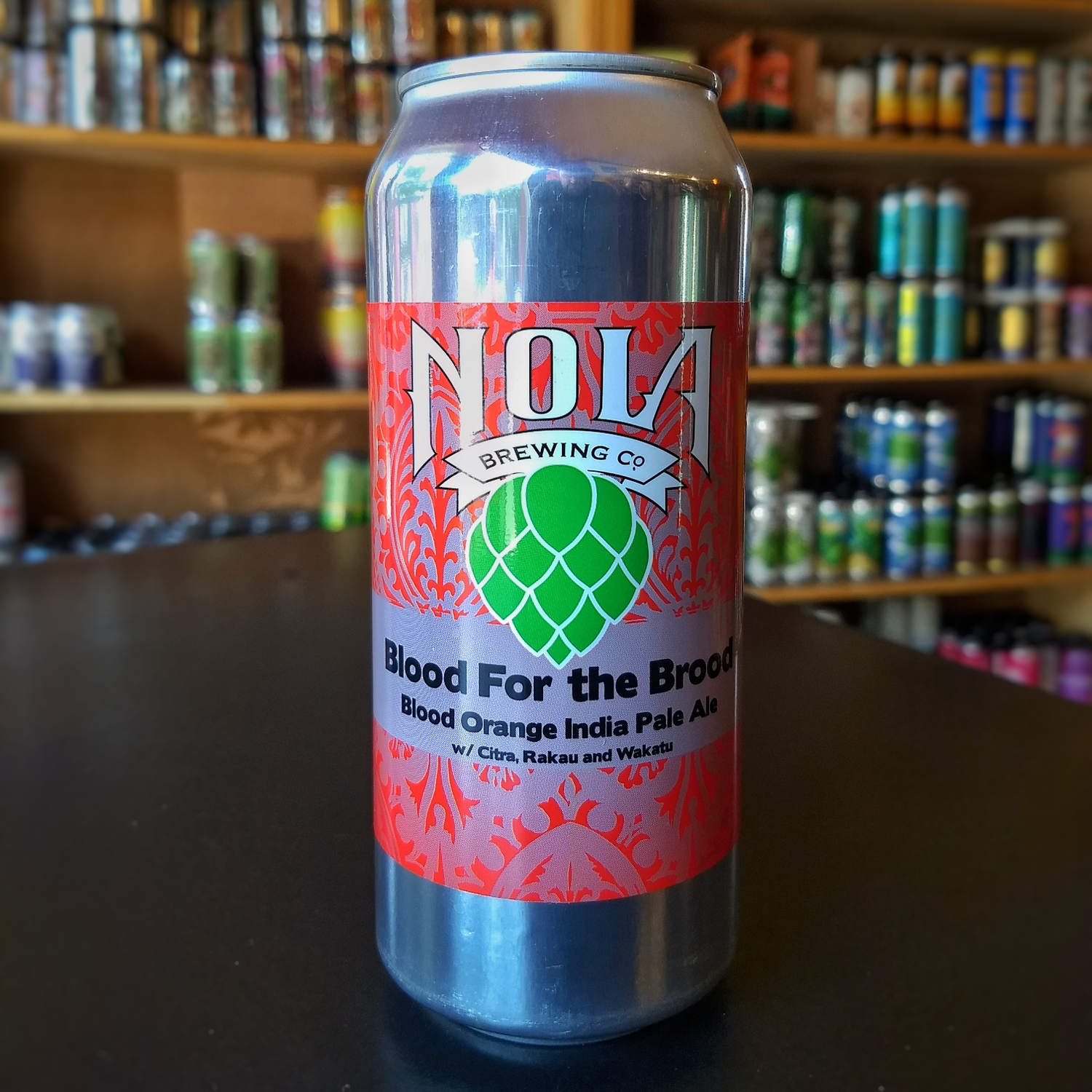 NOLA 'Blood For The Brood' IPA 16oz Can
