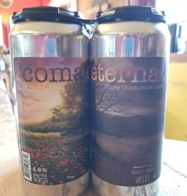 Newgrass 'Coma Eternal' Honey Chamomile Lager 16oz Can