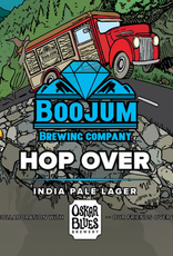 Boojum Brewing Co. x Oskar Blues 'Hop Over' India Pale Lager 12oz Can