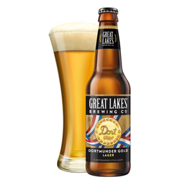 Great Lakes 'Dortmunder Gold' Lager 12oz Sgl