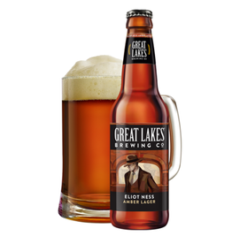 Great Lakes 'Elliot Ness' Amber Lager 12oz Sgl