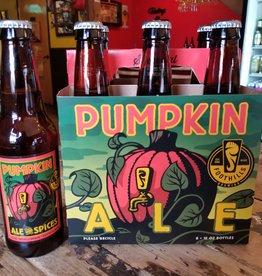 Foothills Brewing 'Pumpkin Ale' 12oz Sgl