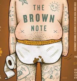 Against the Grain 'Brown Note' Ale 16oz Can