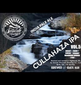 Satulah Mountain 'Cullahaza Vol. 5' IPA 16oz Can