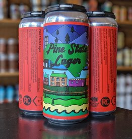 Casita Cerveceria x Resident Culture 'Pine State Lager' 16oz Can