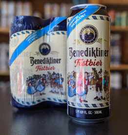Benediktiner 'Festbier' Lager 500ml Can