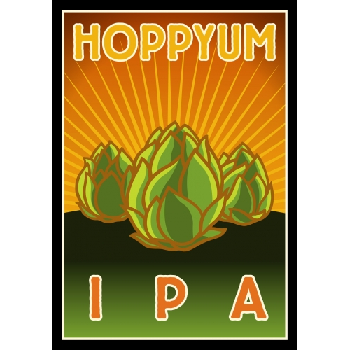 Foothills Brewing 'Hoppyum' 19.2oz Can