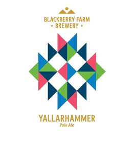 Blackberry Farm Brewery 'Yallarhammer' Pale Ale 12oz Can