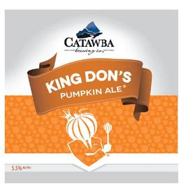 Catawba 'King Don' Pumpkin Ale 12oz (Can)