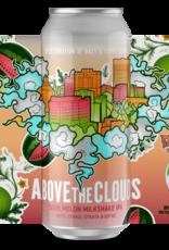 Bhramari x New Anthem 'Above The Clouds Collab: Sour Melon Milkshake' IPA 16oz Can