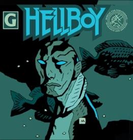 Gigantic 'Hellboy (Abe Sapien)' Indigo Pale Ale 500ml