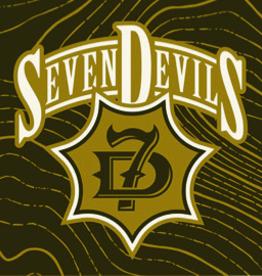 Olde Hickory 'Seven Devils' Barrel-aged Scotch Ale 12oz Sgl
