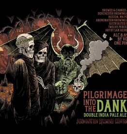 Abomination 'Pilgrimage Into The Dank' Double IPA 16oz Can